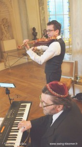 Musiciens synagogue
