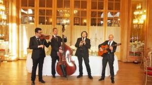 Orchestre klezmer pour cocktail de mariage juif et bar-mitzvah