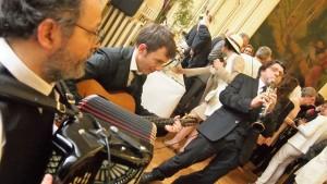 Fête familiale juive et concert klezmer privé