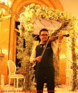 violoniste bar mitzvah